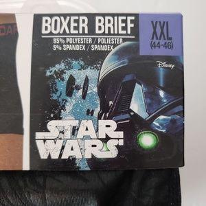 🙈NEW Star Wars Boxer Brief Size XXL 44-46